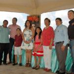 Presentan a la Corte Real del Carnaval Naranjos 2017