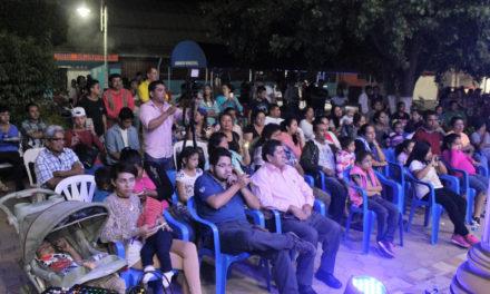 Apoya alcalde manifestaciones artísticas populares
