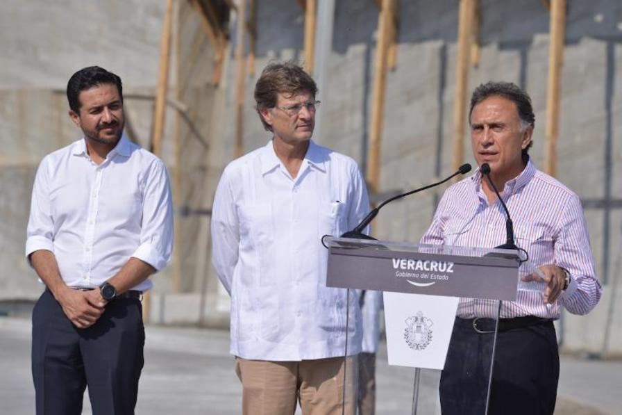 """""""Con más turismo habrá más empleos para los veracruzanos"""": Gobernador Yunes"""