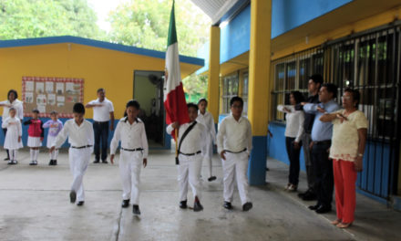 Maestros, soldados de la educación: MSH