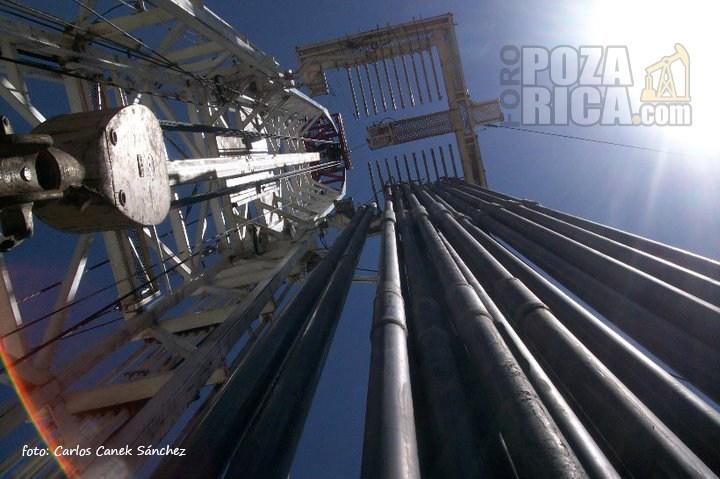 Pemex ante el desplome de la perforación petrolera