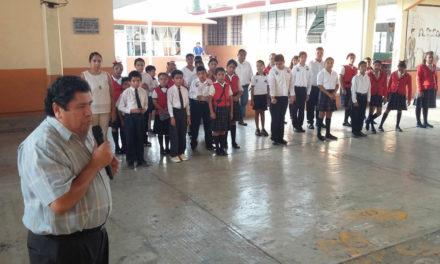 Naranjos: Destaca Ayuntamiento labor de maestros y alumnos