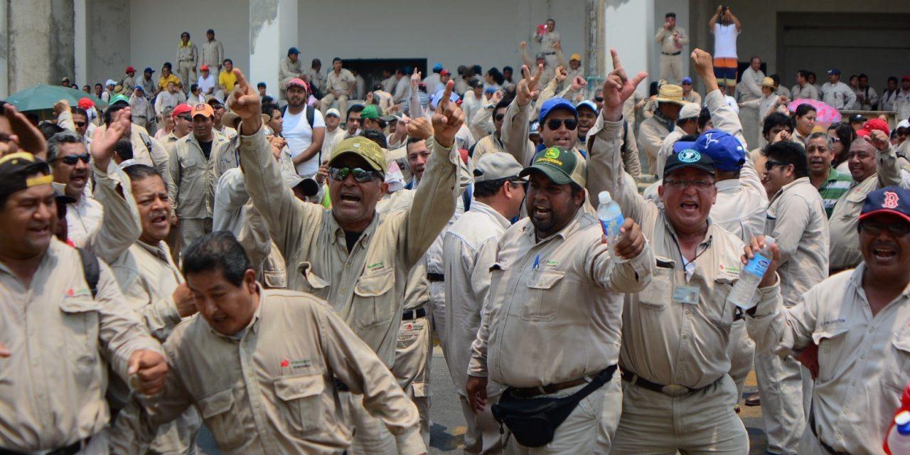 Más despidos de sindicalizados en Pemex