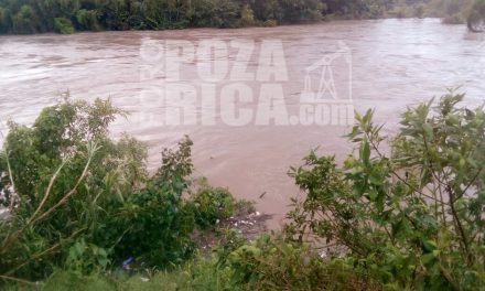 Alerta en Poza Rica por crecida de Río Cazones