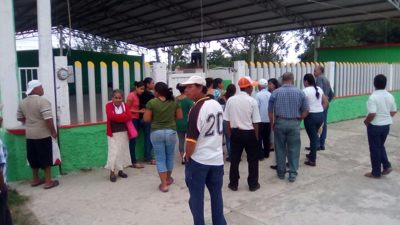 TAMIAHUA: PROPORCIONAN INFORMACIÓN DEL GASODUCTO EN LOCALIDADES