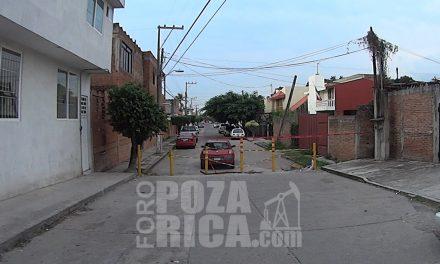 Anarquía total en las calles de Poza Rica