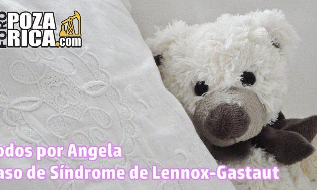 Todos por Angela – Caso de Síndrome de Lennox-Gastaut