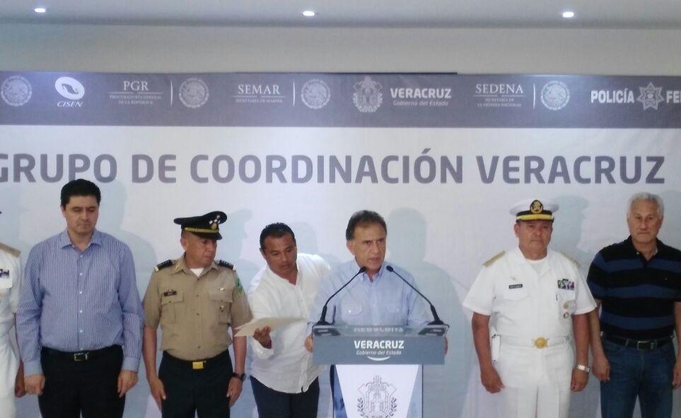 Escalada de Violencia en Veracruz y ediles brillan por su ausencia en reuniones de Seguridad