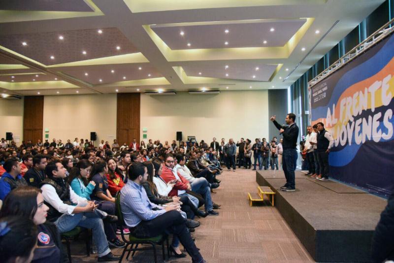 """""""Ha llegado el momento de transitar a las soluciones a largo plazo para atender el problema de la inseguridad"""" – Miguel Ángel Yunes Márquez, precandidato del PAN: Regional"""