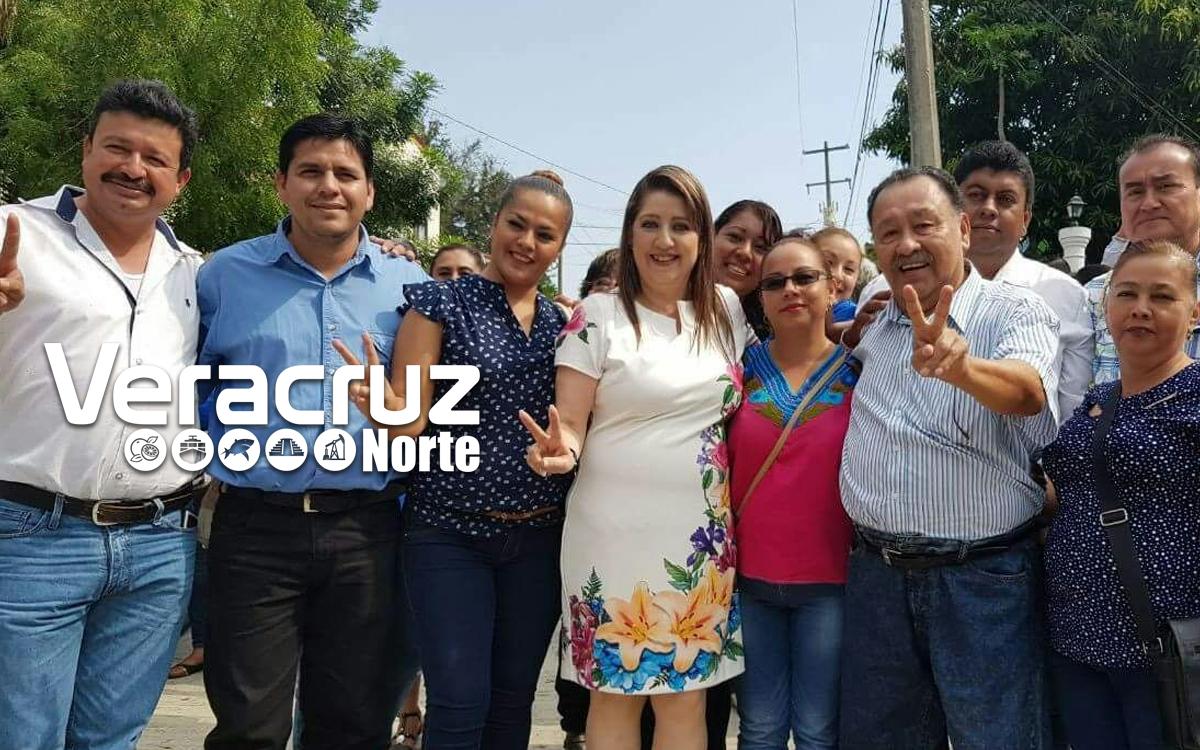 Se registra Judith Pineda como candidata ante el OPLE