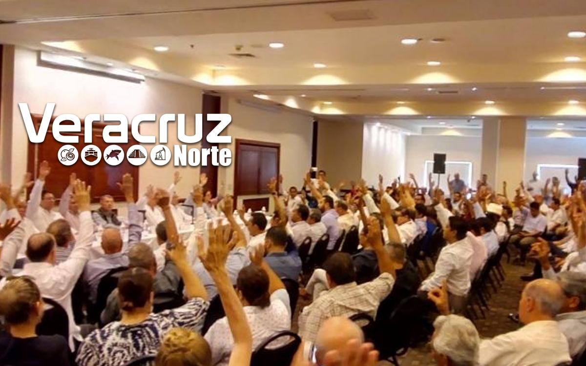 Expresa Vía Veracruzana su  apoyo a Miguel Ángel Yunes