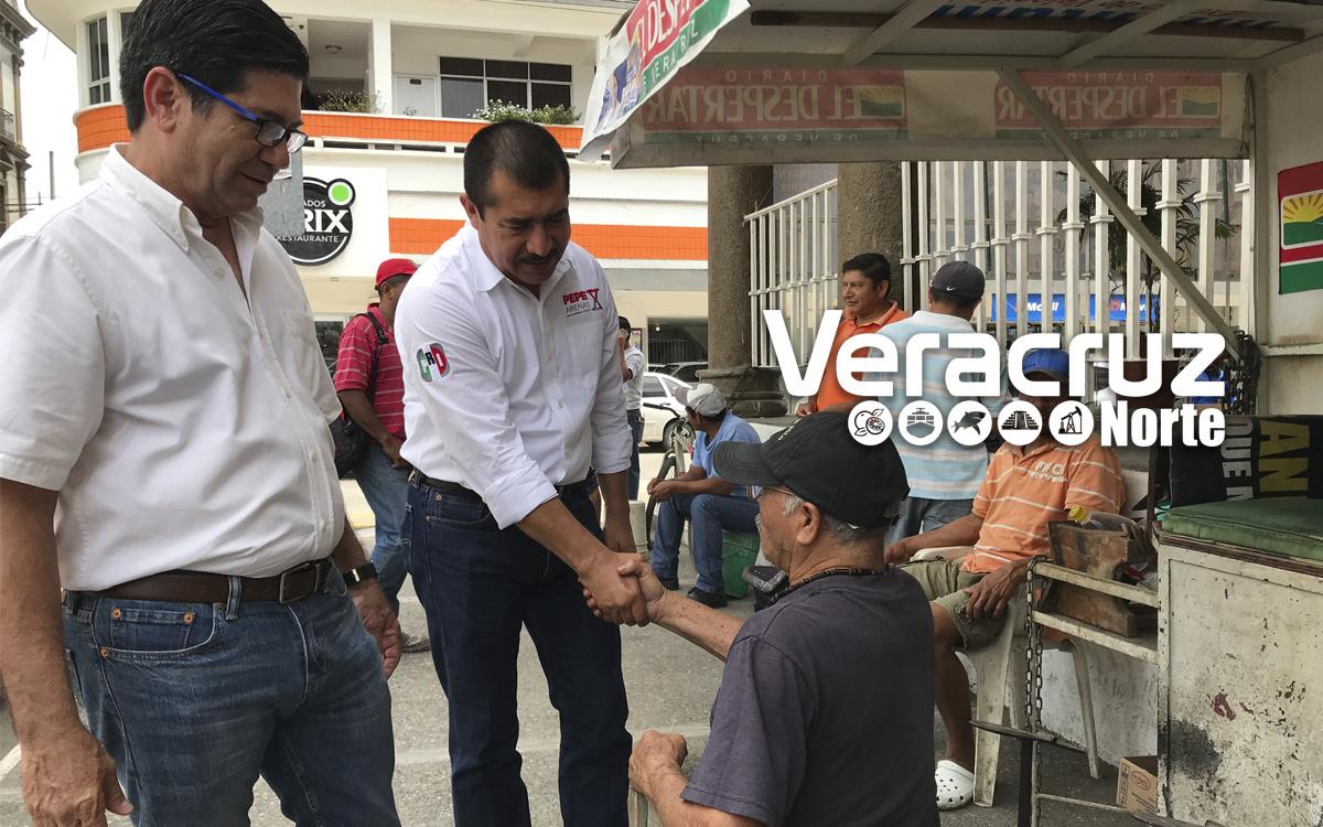Más inversiones y fuentes de empleo para el distrito 03: Pepe Arenas