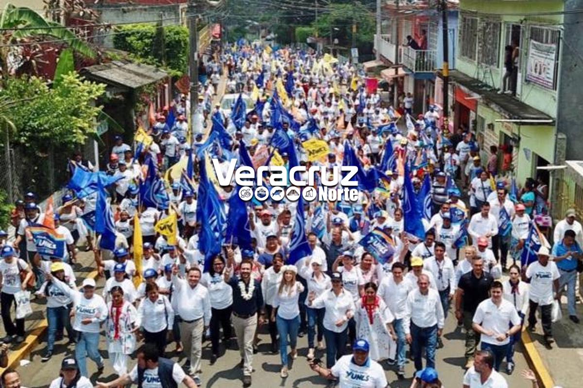 Miguel Ángel Yunes Márquez apoyará a las mujeres para que transformen su futuro