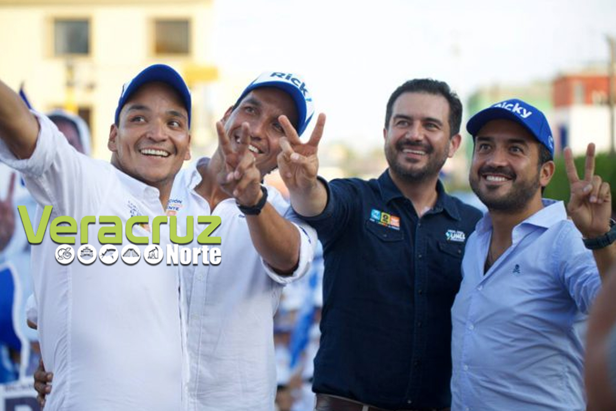 Miguel Ángel Yunes Márquez arrasa en el norte del estado