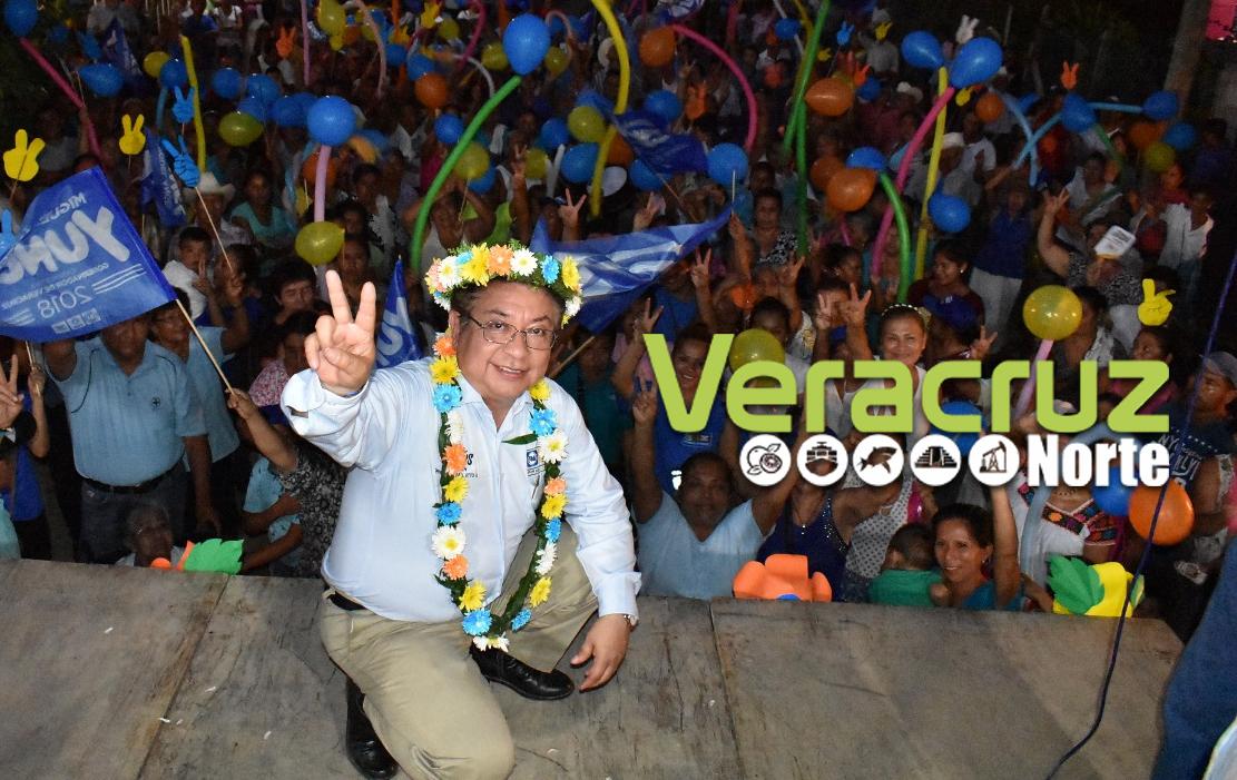 Jesús Guzmán promoverá el desarrollo rural de la huasteca
