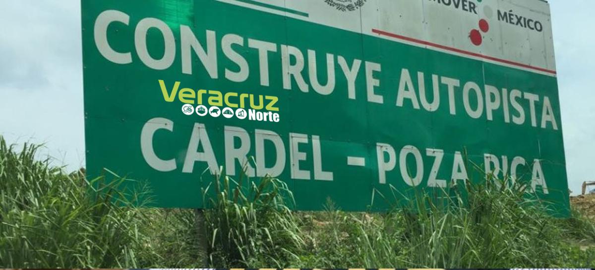 Inauguran primera etapa de la autopista Cardel-Poza Rica, tramo Nautla-Papantla