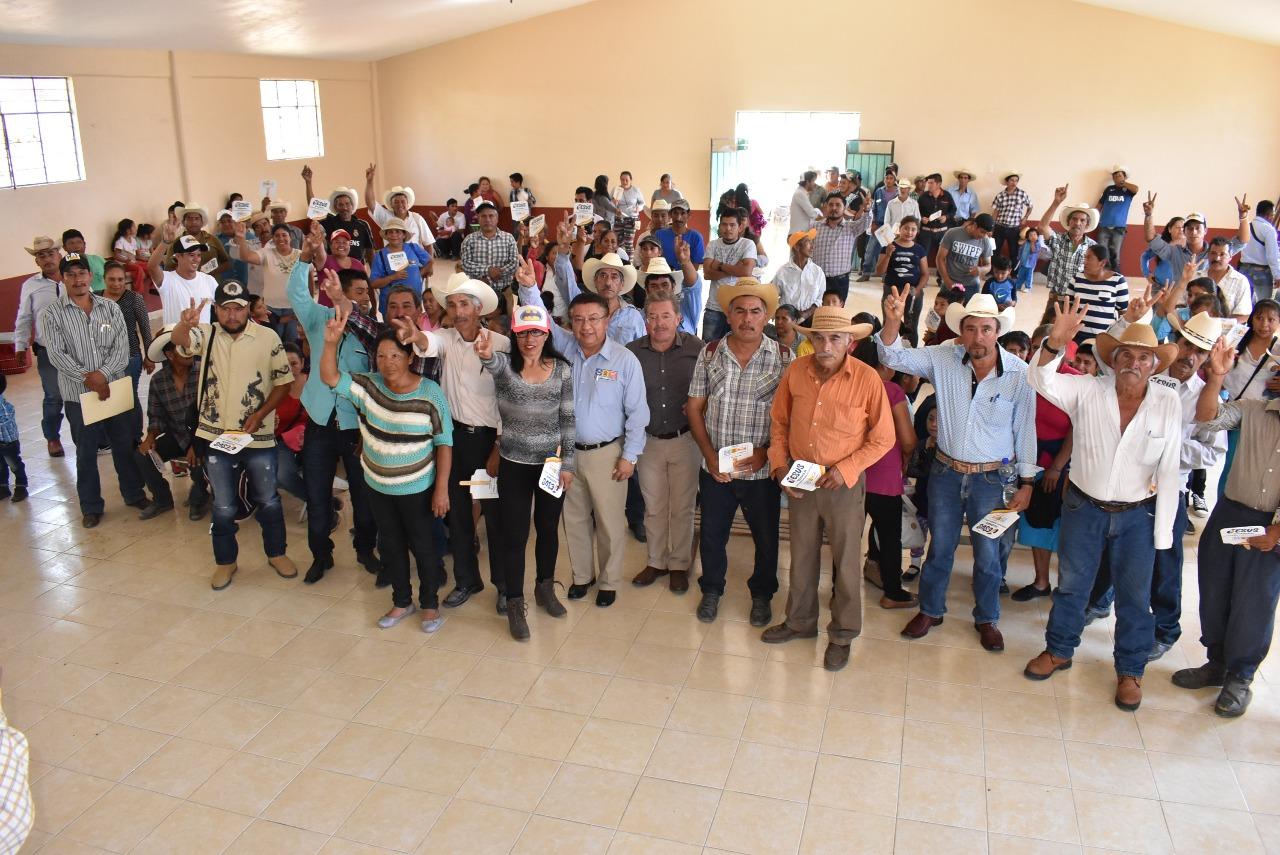 Próxima elección decisiva para renovación del país: Jesús Guzmán