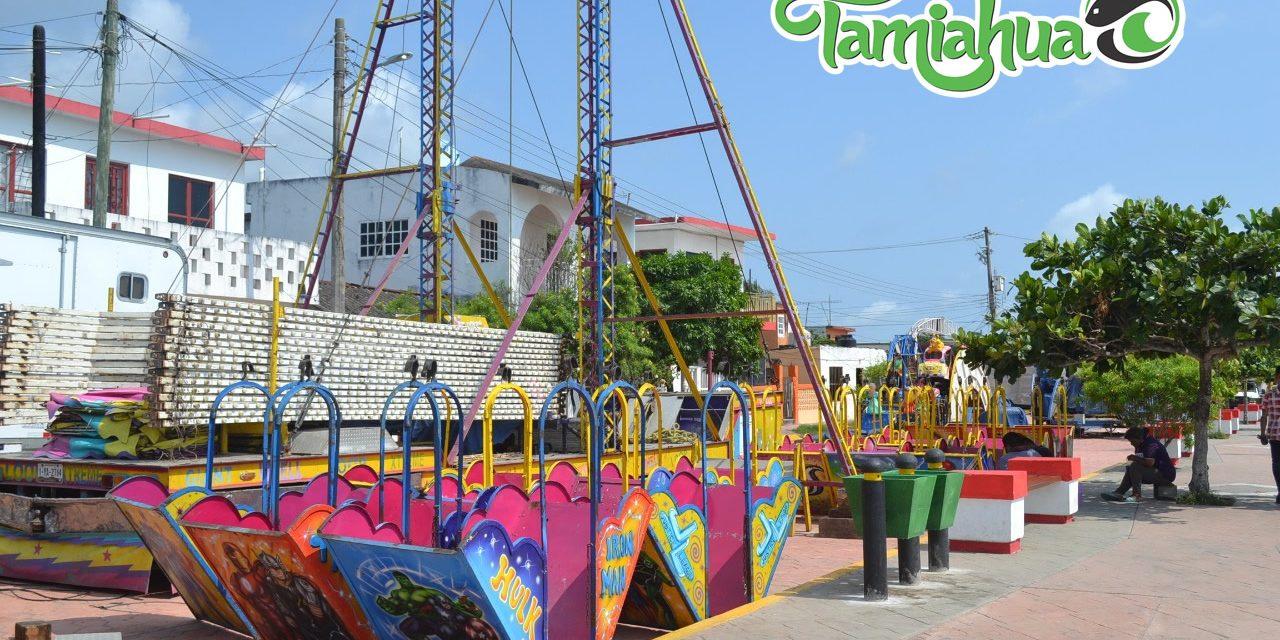 Lista fiesta patronal en Estero de Milpas