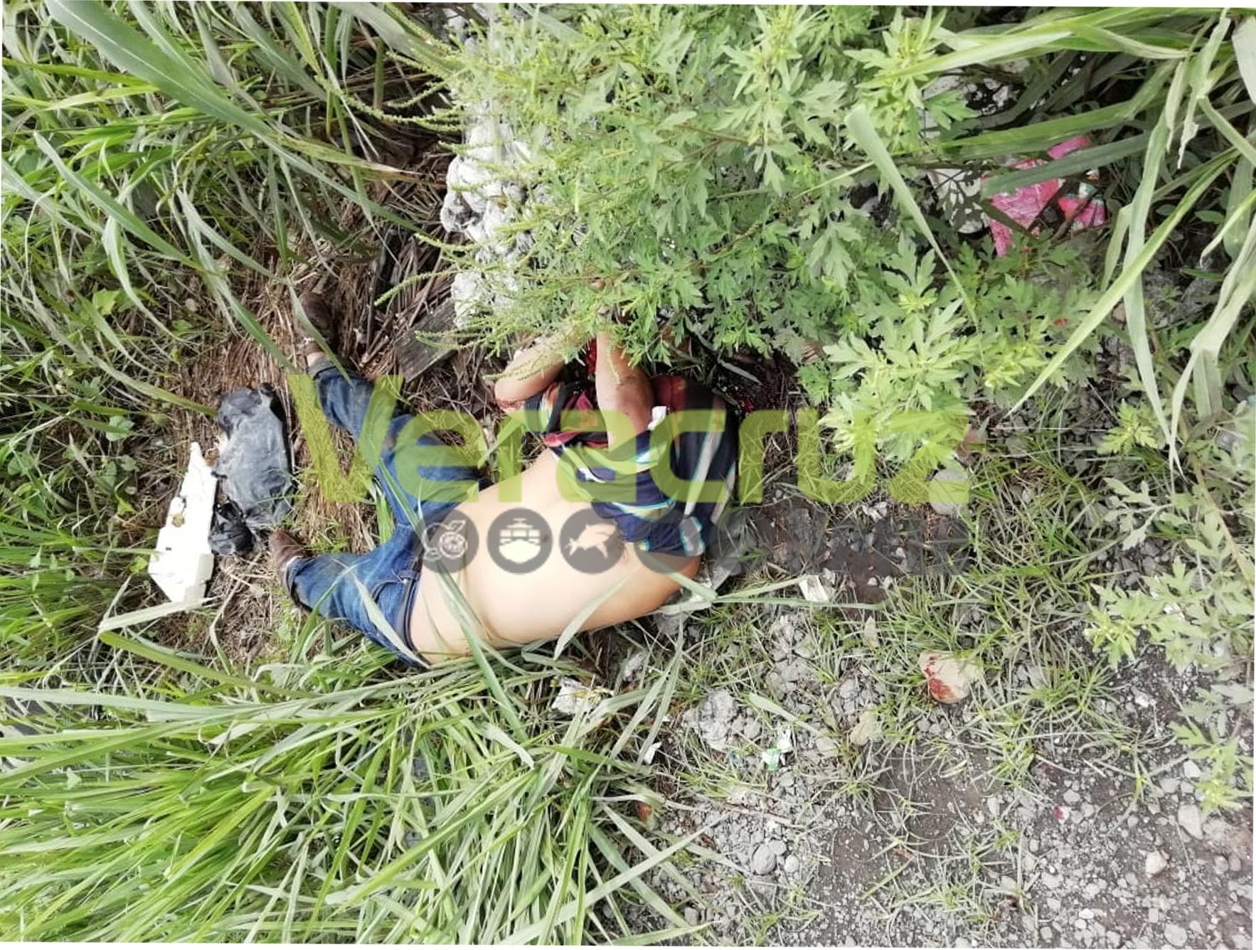 Localizan ejecutado en la carretera libre Tuxpan – Tihuatlán