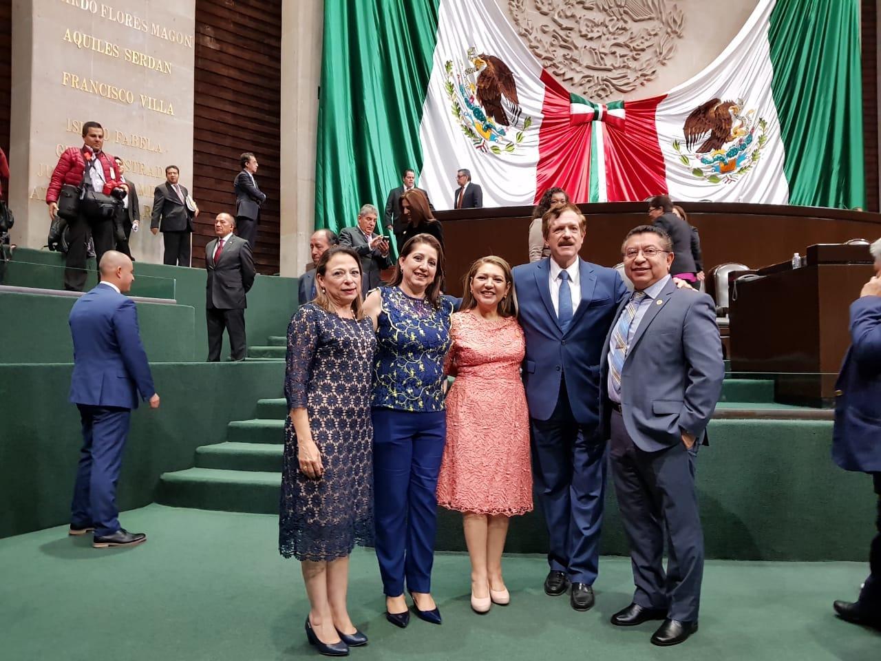 Legislaremos por el bien común de los mexicanos: Jesús Guzmán