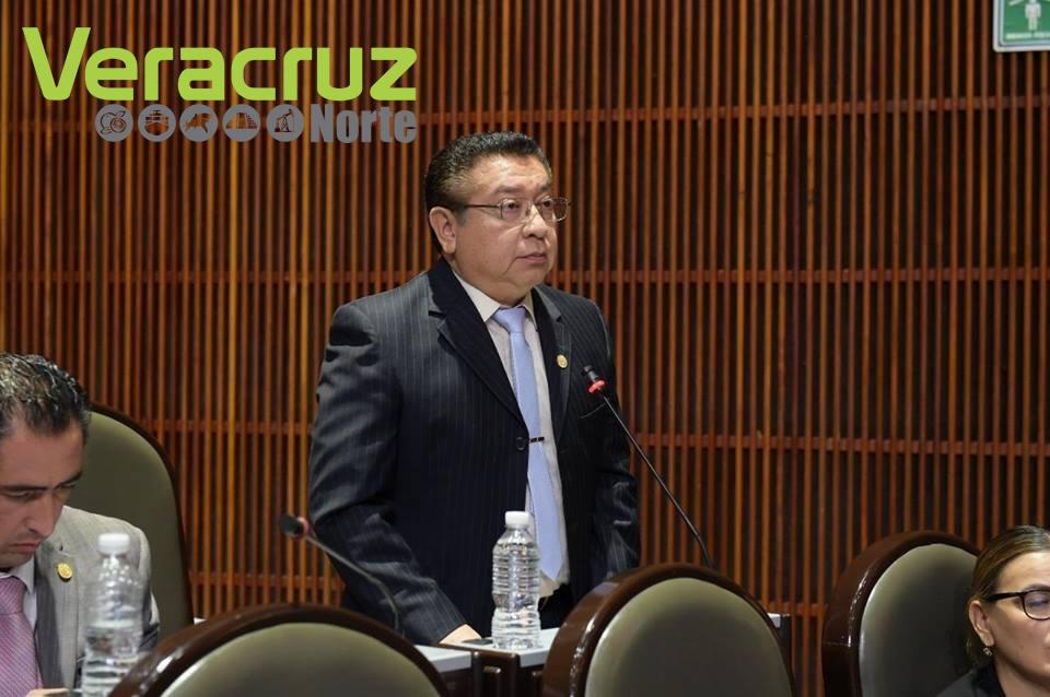Jesús Guzmán insiste en reformar la Ley de Coordinación Fiscal