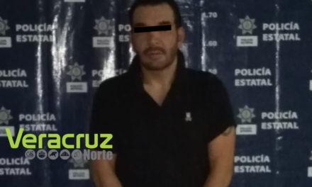 """Captura el Grupo de Coordinación Veracruz a Juan Ricardo """"N"""", integrante de peligrosa banda delictiva en Coatzacoalcos"""