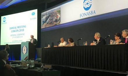AMANAC recibe a los líderes navieros en lahemisférica Reunión Anual FONASBA