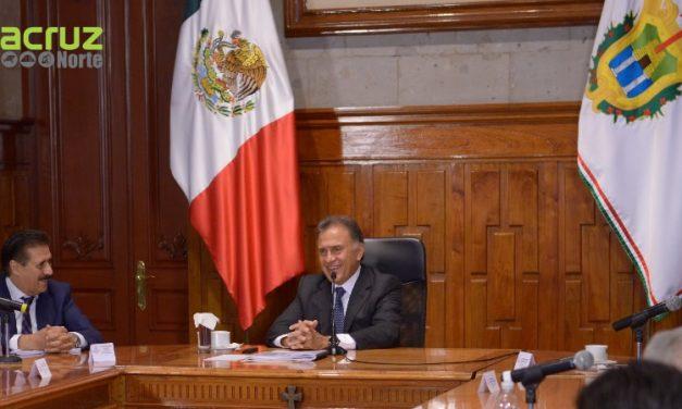 «Hemos cumplido con nuestros compromisos en materia de salud»: Gobernador Yunes