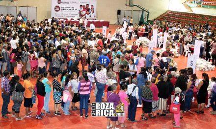 Gobierno de Poza Rica construye una mejor ciudad para todos: Carballo Vicencio