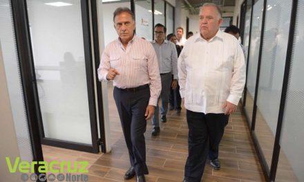 Anuncian remodelación y ampliación del área de urgencias del Hospital Civil de Poza Rica