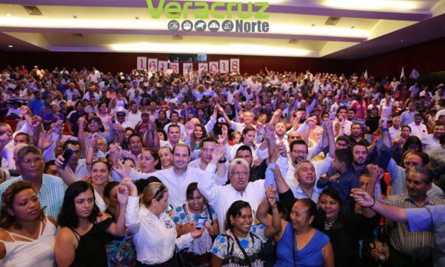 Región centro del Estado Veracruzano con Joaquín Guzmán