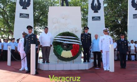 Acto solemne conmemorativo al CLXXI Aniversario de la Gesta Heroica de los Niños Héroes de Chapultepec
