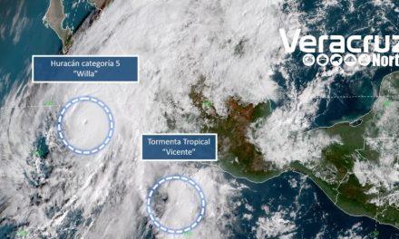 Pemex implementa medidas preventivas para evitar afectaciones  ante el paso del Huracán Willa