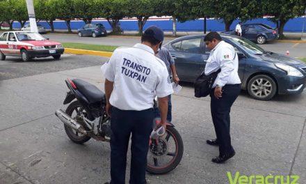 Tránsito y vialidad realiza operativo sorpresa