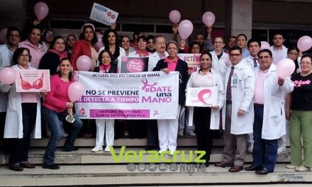 La Clínica Satélite de Pemex, a favor de prevenir el cáncer de mama