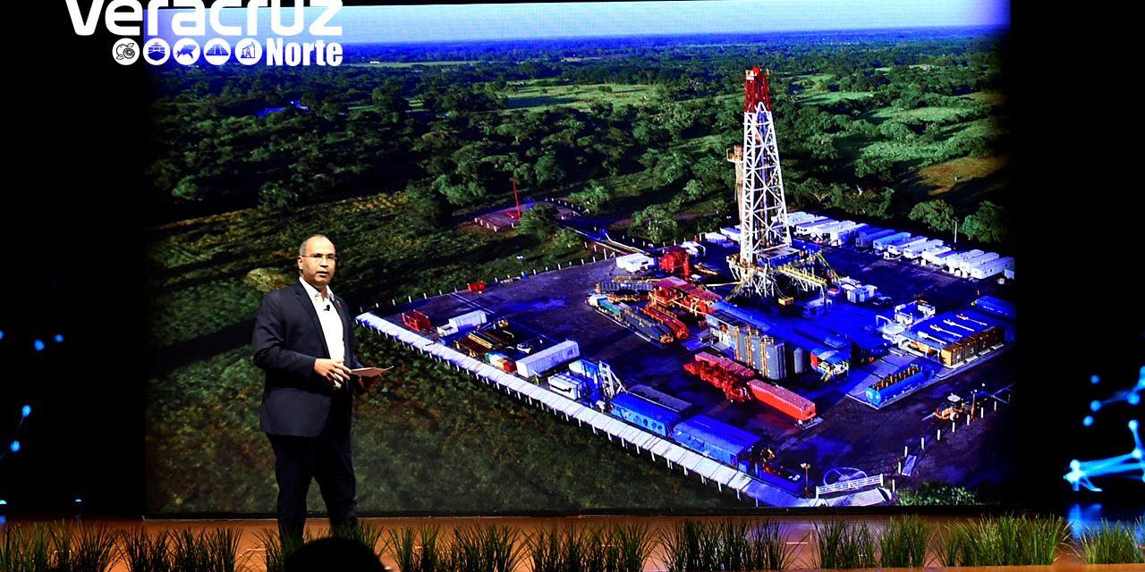 Pemex incrementa su proyección de reservas 3P en el campo Ixachi, en Veracruz, equivalente a más de 1,000 millones de barriles de petróleo crudo