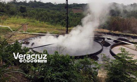 Pemex atendió presencia de agua – aceite  en Batería de Separación de Cerro Azul
