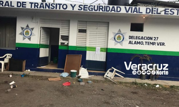 BRUTALIDAD POLICIACA EN ALAMO TEMAPACHE