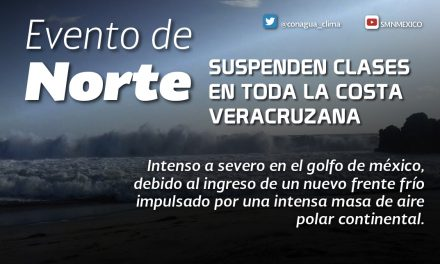 Acuartelado Protección Civil Municipal por frente frío 10