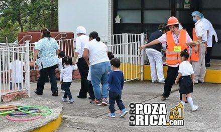 CENDI Poza Rica, fomenta la prevención en sus alumnos