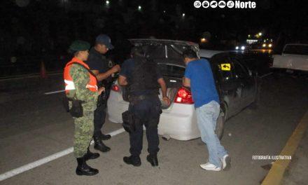 Rescatan a dos secuestrados en Tantoyuca