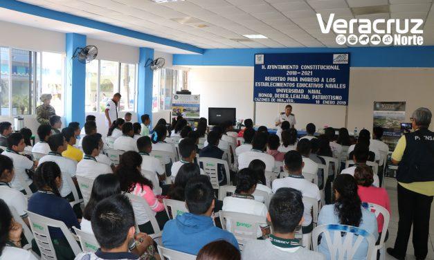 Armada de México te invita a Estudiar en la Heróica Escuela Naval Militar