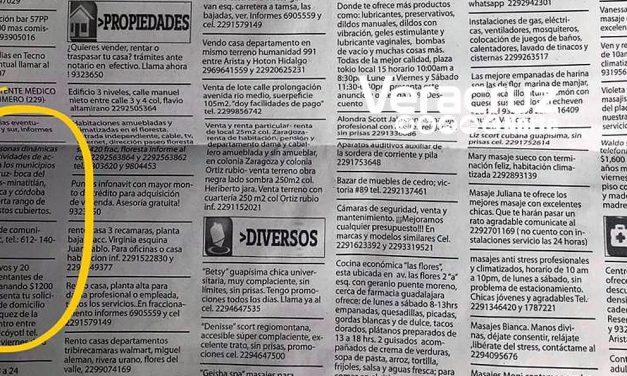 """Número celular de secretario de gobierno de Veracruz es usado para contratar """"activistas sociales"""""""