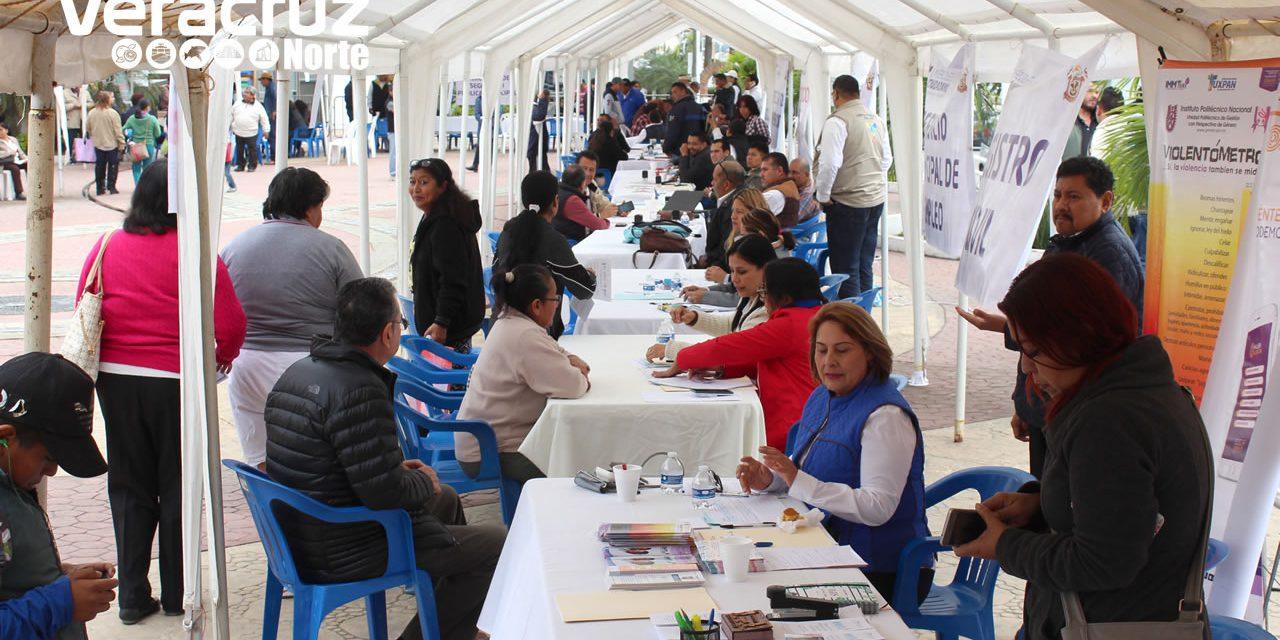 Primer miércoles ciudadano con más de Mil 500 atenciones a ciudadanos.