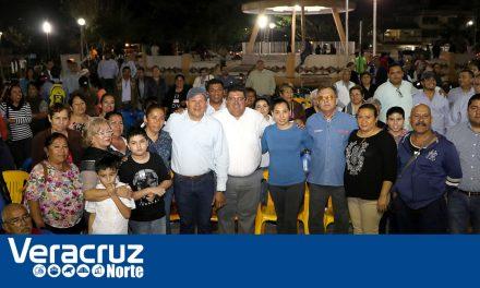 ALUMBRADO, WIFI, AGUA Y DRENAJE, PUSO EN MARCHA TOÑO AGUILAR EN SANTIAGO DE LA PEÑA Y COLONIA ÁLVAREZ