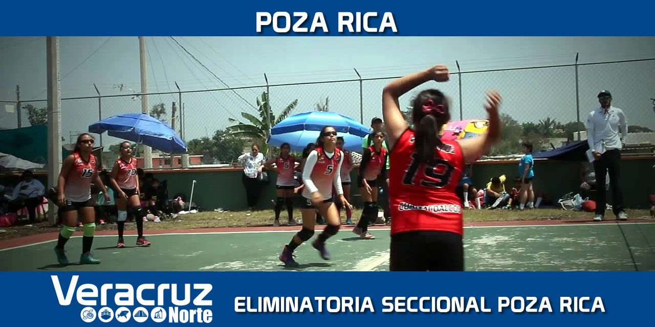 Convoca Movimiento Antorchista de Poza Rica a Eliminatoria de Voleibol.