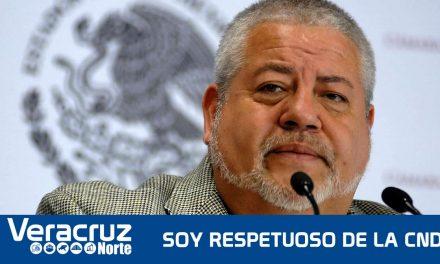 Soy respetuoso de la Comisión Nacional de Derechos Humanos y de todas las instituciones: Manuel Huerta