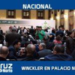 Winckler en Palacio Nacional