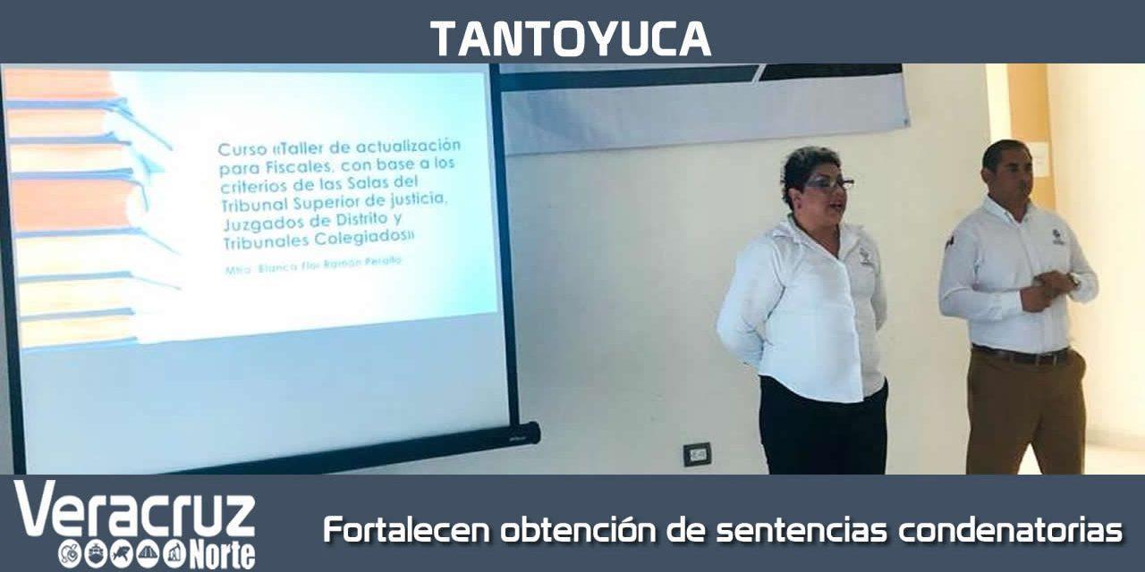 CAPACITA FGE A PERSONAL OPERATIVO EN MATERIA DE JURISPRUDENCIA, TESIS Y CRITERIOS DEL TSJ, EN LA ZONA NORTE DEL ESTADO