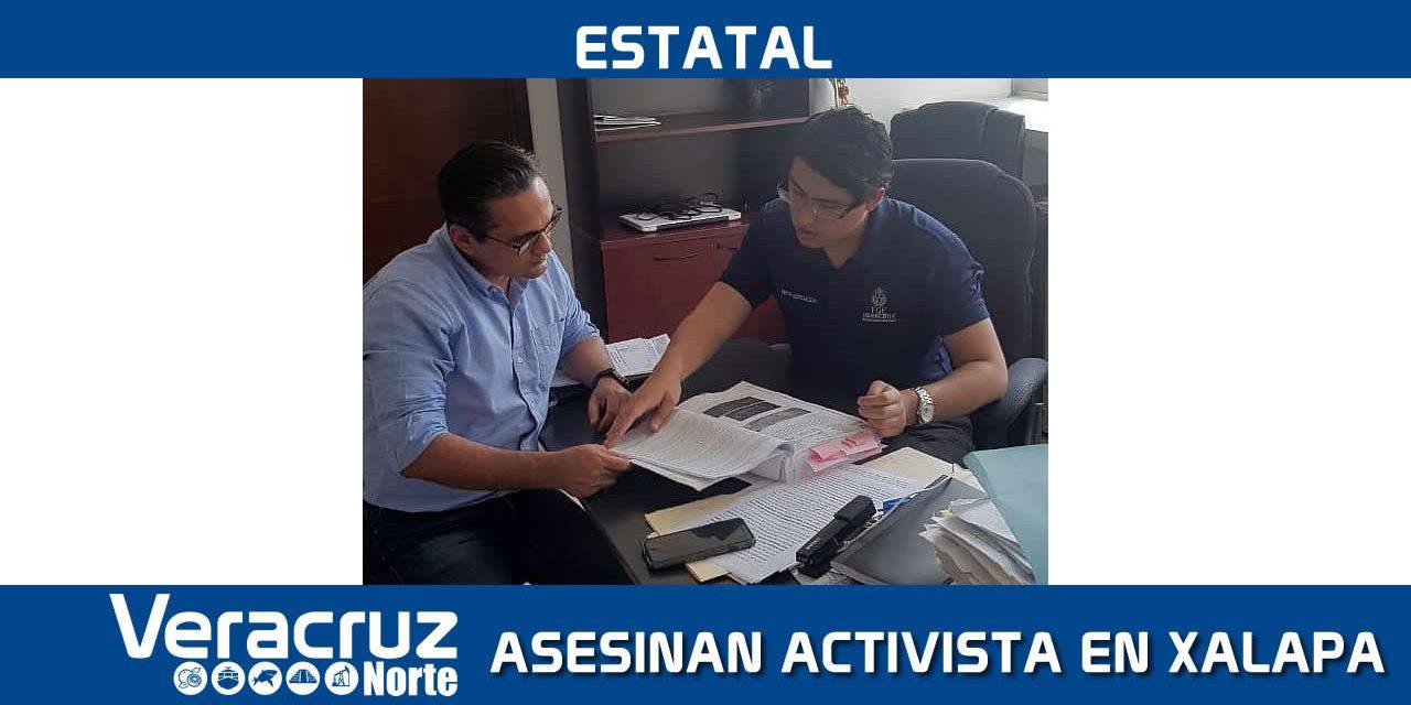 Pronunciamiento de la Fiscalía General del Estado en relación con homicidio de activista